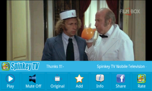 Android TV Screenshot2